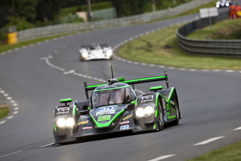 After making its debut at the famed Le Mans 24 Hours in 2006, the team expanded in 2011 into racing sportscars full-time and contested the Le Mans 24 Hours for the following three years.