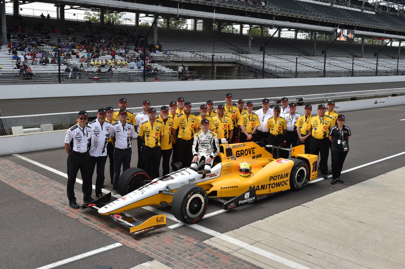 Theodore Racing returned to America, embarking its biggest motorsport programme yet in partnership with RLL Racing. This included three races: Long Beach GP, GP of Indianapolis and Indy 500.