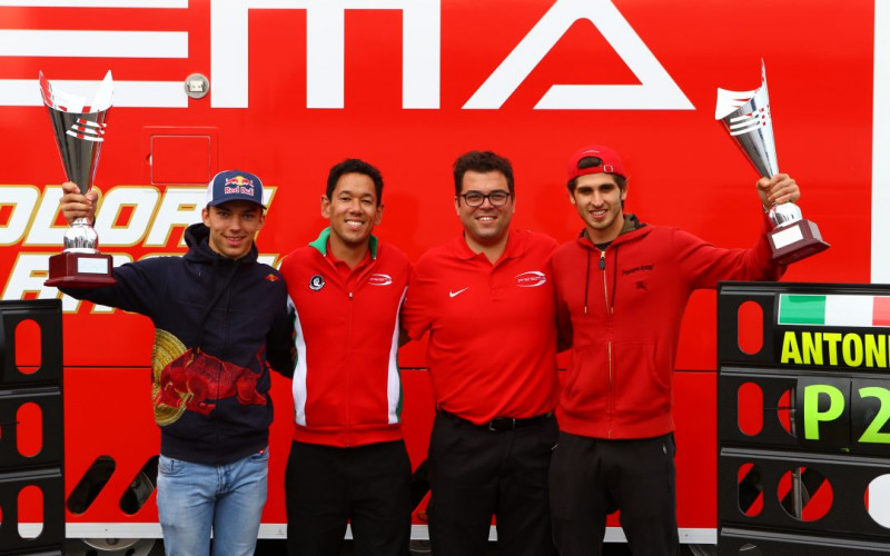 Teddy Yip expanded Theodore Racing's partnership with Prema to include GP2, F3 and F4. That year Theodore Racing / Prema became champions at every level entered. In total, the team won six Championships.