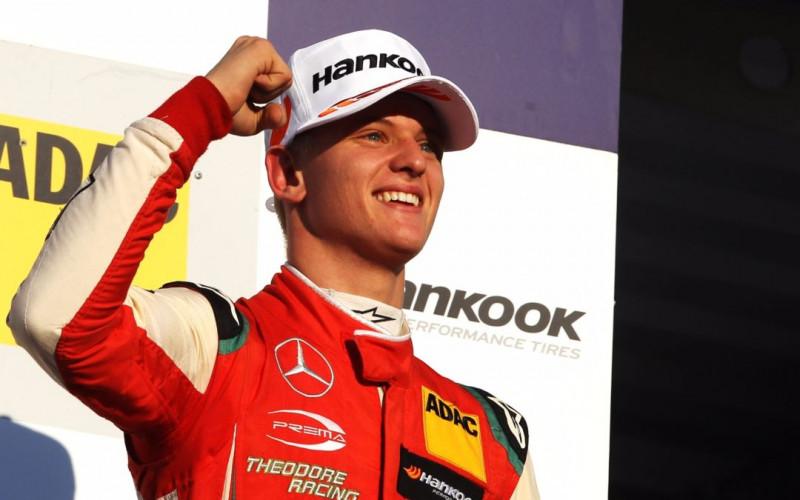 Mick Schumacher is the 2018 FIA F3 European Champion! Robert Shwartzman is the 2018 FIA F3 European Rookie Champion!