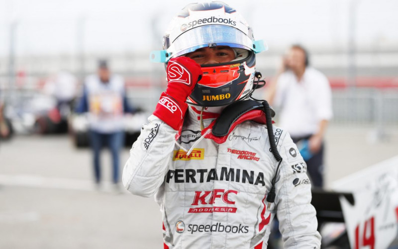 Second Pole Position of the Season for Nyck De Vries