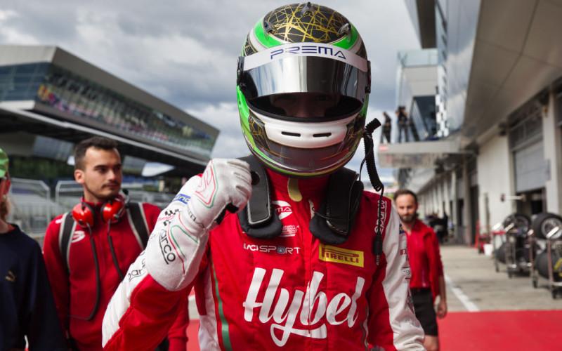 SJM Prema Theodore Racing announces Frederik Vesti for 2019 Macau Grand Prix
