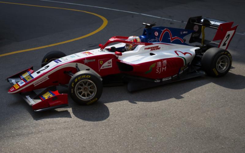 SJM Prema Theodore Racing scores double top-10 finish in 66th Macau Grand Prix