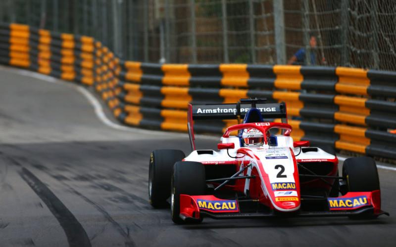 SJM Prema Theodore Racing shows promise in first Macau Grand Prix qualifying